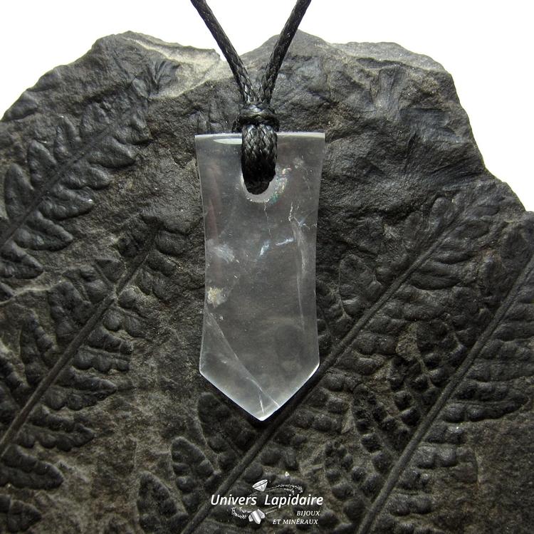collier quartz étoilé