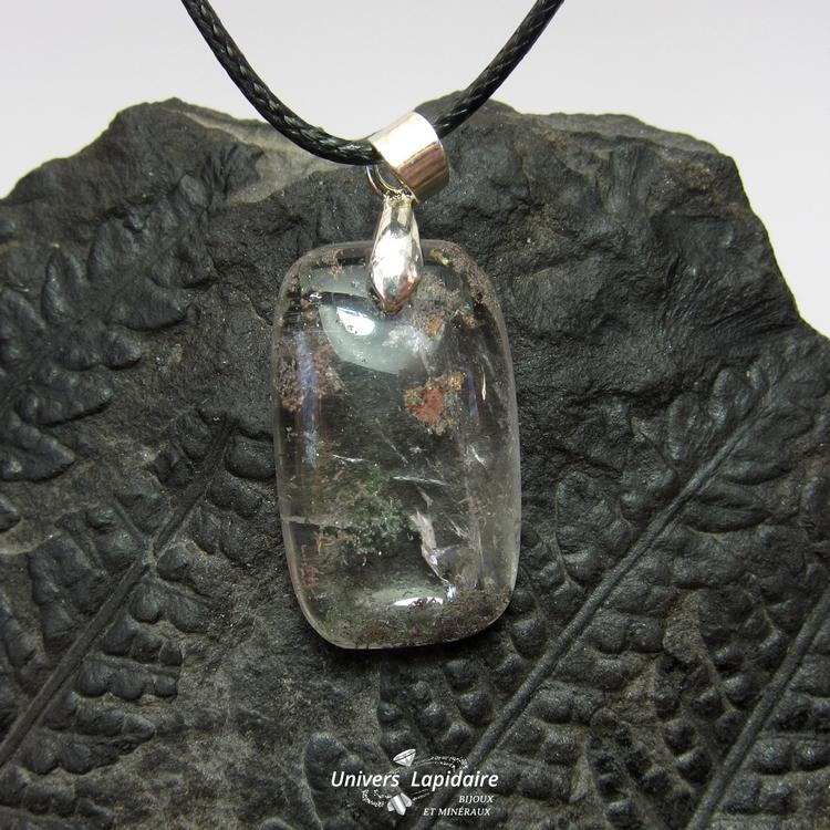 collier quartz chlorite